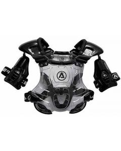 0006307 Acerbis Bomber Junior Roost Deflector Black