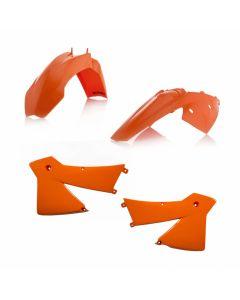 Standard Plastic Kit KTM SX 125/200/250 03/04 Colour: REPLICA