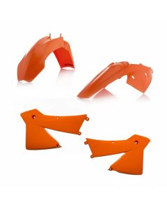 Standard Plastic Kit KTM SX 200 03/04 Colour: REPLICA