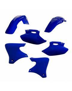 STD PLASTIC KIT YAMAHA WRF250 01/03 WRF426 00/02 YZF250 01/02