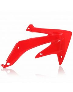 Radiator Scoops Honda CRF 450 R - 05/08