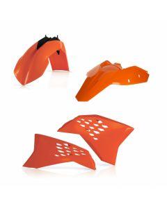 STANDARD PLASTIC KIT EXC-F 400-500 08/11  EXC-F 250 08/11   EXC 125-300 08/11