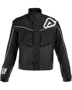 Moto Korp Line Jacket Black/white