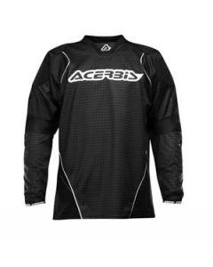 0012962 Acerbis  Moto Korp Jersey Black/white
