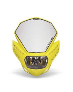 0013429 Acerbis LED Vision HP Headlight Yellow
