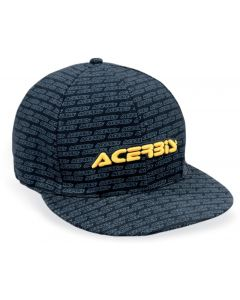 0013545 Acerbis Kids Hip Hop Cap Black L/XL