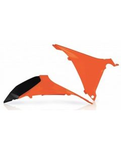 Air Box Covers KTM SX125/150/250 11 EXC125/200/250/300 12/13 EXCF 250/350/450/500 12/13