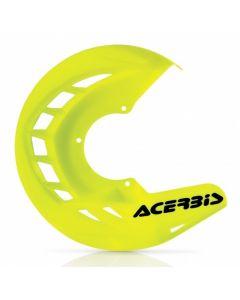 X-Brake Disc CoverFlo Yellow