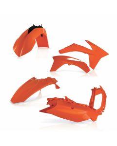 STD PLASTIC KIT KTM EXC-F 400-500 12/13   EXC-F 250/350   EXC 125-300 12/13