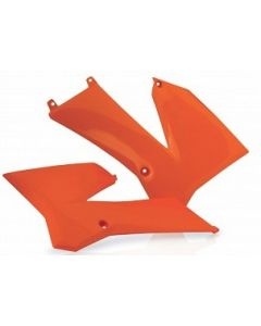 Radiator Scoops KTM SX 85 06/12