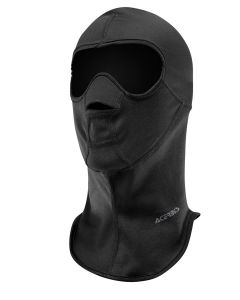 0016531 Acerbis Giansey Facemask Black S/M