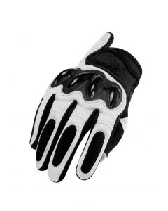 Gloves Cranstal Black/white