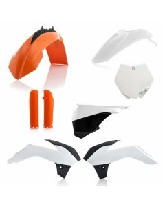 FULL PLASTIC KIT KTM SX85 13/17
