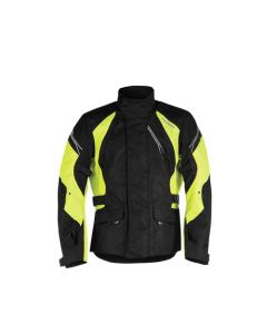 Triskele Jacket Black/Yellow