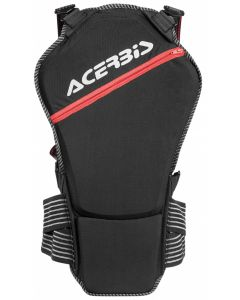 BACK SOFT 2.0 BACK PROTECTOR BLACK