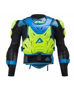 Acerbis Cosmo 2.0 Body Armour Flo Yellow/Blue