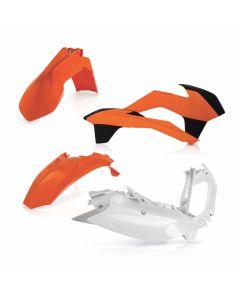 STD PLASTIC KIT KTM EXC-F 400-500  14/16   EXC-F 250/350 14/16  EXC 125-300 14/16