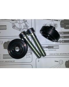 0017568 X-Tarmac Fitting Kit for BMW  F800GT 14 K1200R 06/12 R1200R 07/10  R1200RT 10/12 K1600 10/12 F800GS 13/14 F800ST 09/12