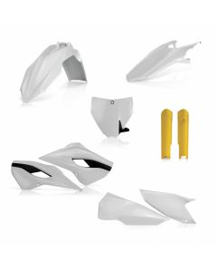 Husqvarna Plastic Kit 6 Part TC125 14/15 TC250 14/16 FC 250-450 2014/15