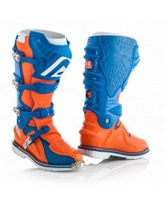 X-Move 2.0 Boot Blue/Flo Orange