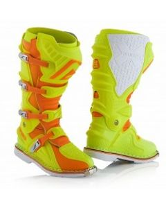 X-Move 2.0 Boot FloYellow/Flo Orange