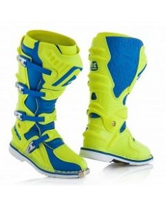 X-Move 2.0 Boot Flo Yellow/Blue