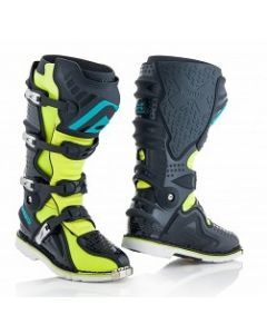 X-Move 2.0 Boot Flo Yellow/Grey
