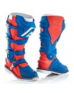 X-Move 2.0 Boot Red/Blue
