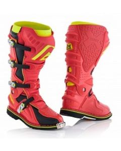 X-Move 2.0 Boot Red/Yellow