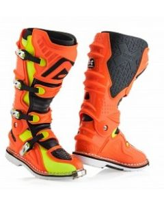 X-Move 2.0 Boot Flo Orange/Flo Yellow
