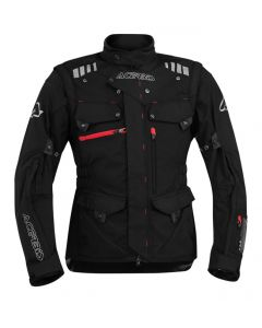 ADVENTURE JACKET BLACK
