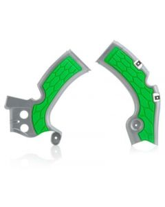 X-GRIP KAWASAKI  Frame Guards  KXF 450 09/18