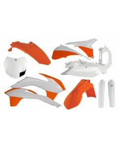 FULL PLASTIC KIT SX 250 15/16  SX-F 2015   SX 125/144/150 2015