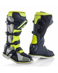 X Pro V.Boots Grey/Yellow