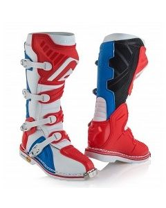 X-Pro V Boot Red/Blue