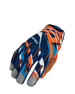 MX X2 Orange/Blue Glove
