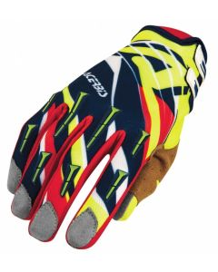 MX X2 Glove Blue/Red
