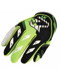 MX Kid Glove Black/Green