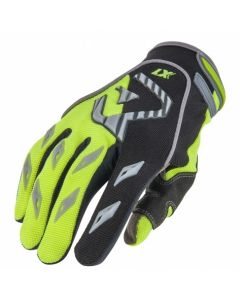 MX Kid Glove Flo Yellow/Black