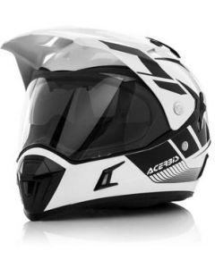 Active Graffix Helmet White/Back