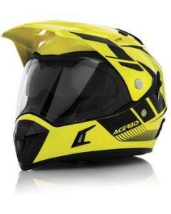 Active Graffix Helmet Yellow/Black