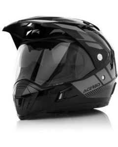 Active Graffix Helmet Black/Grey