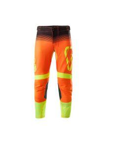MX X-Flex Flo Orange/Black Pants
