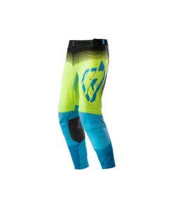 MX X-Flex Pants Black/Flo Yellow