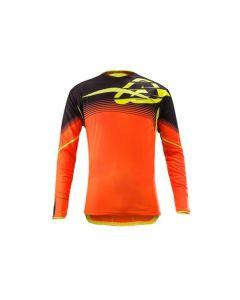 MX X-Flex Flo Orange/Black Jersey