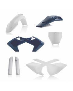 HUSKY FULL PLASTIC KIT TC125 16/18 TC250 17/18 FC250-450 16/18