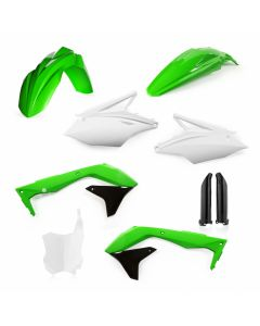 FULL PLASTIC KIT KAWASAKI KX-F 450 16/17