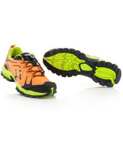 Trail Shoe Waterproof Orange/Black