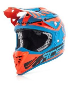 Profile helmet 3.0 SKINVIPER FLO ORANGE/BLUE