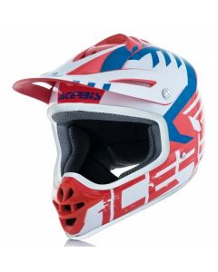 Impact Youth 3.0 Helmet Red/Blue